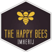 Logo Imkerij The Happy Bees